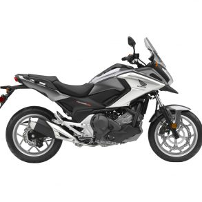 The Honda NC700X