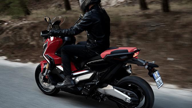 2018 Honda X-ADV 750 Adventure Scooter