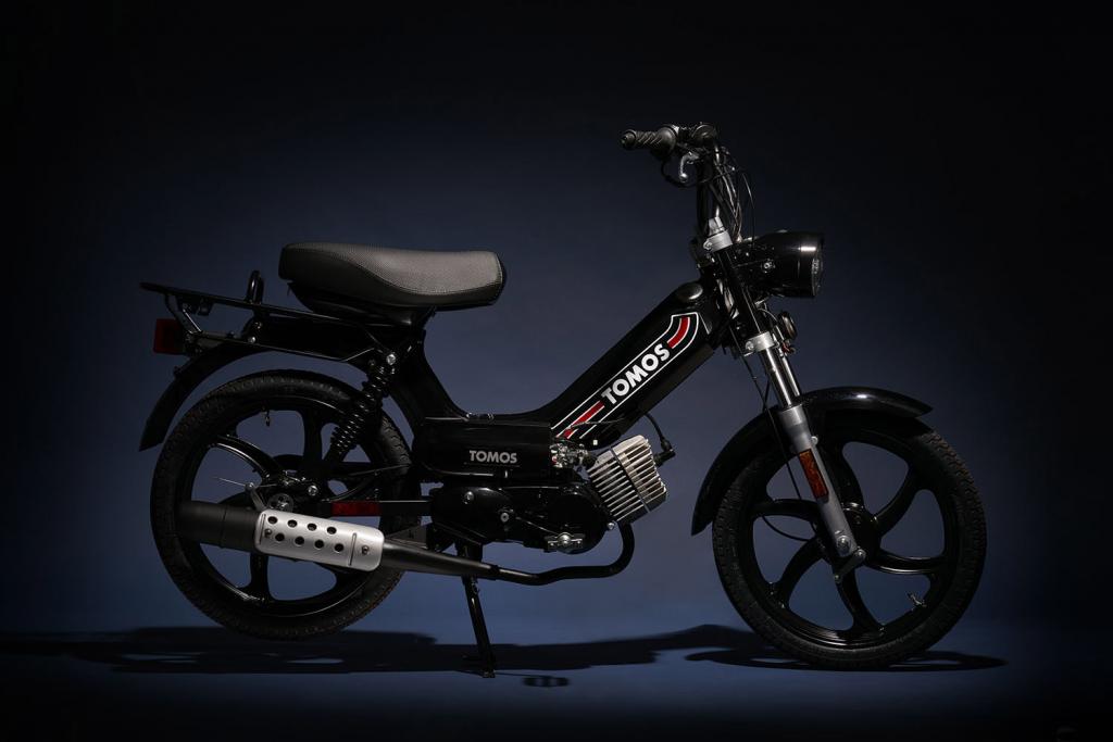 Modern Mopeds