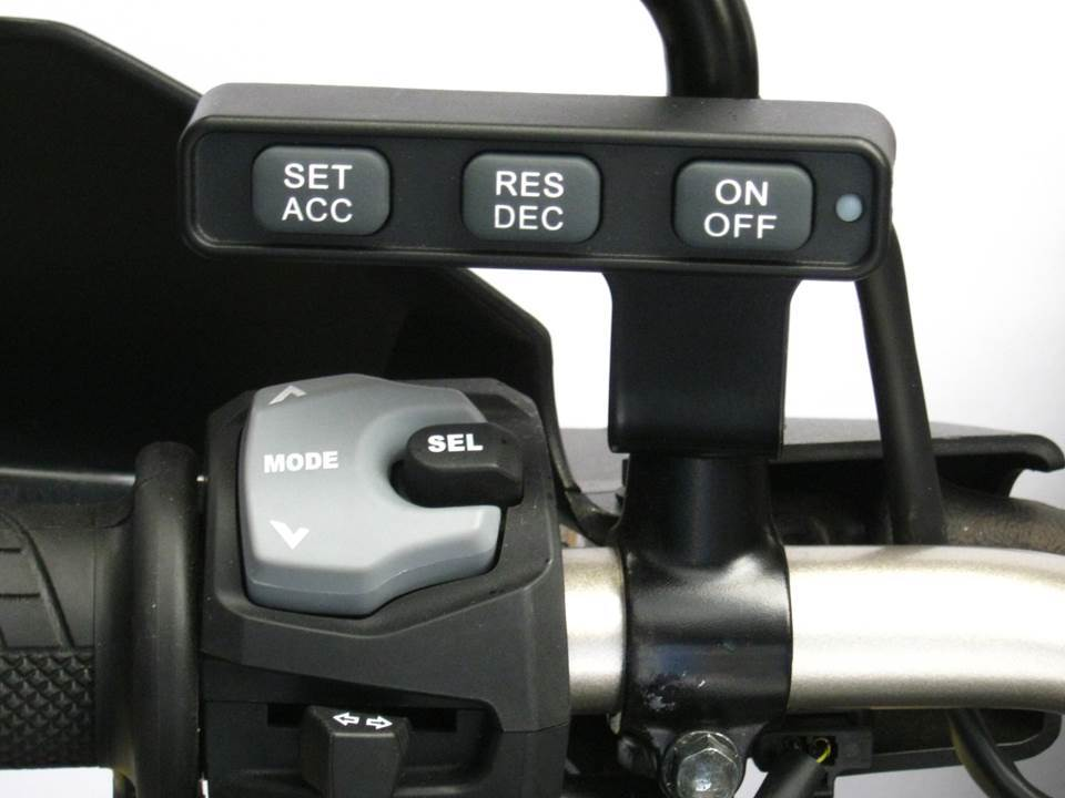 automotive cruise control system