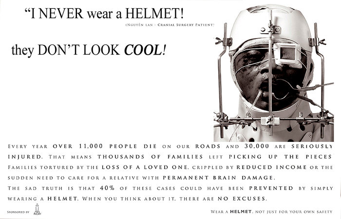 Why You Should be Riding in a Full Face Helmet