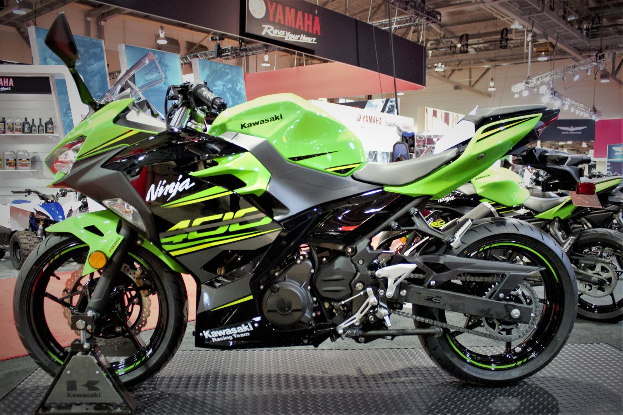 2018 Kawasaki 400 Ninja Review It Lives Up To The Hype