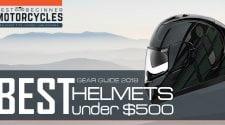 Best Helmets under $500