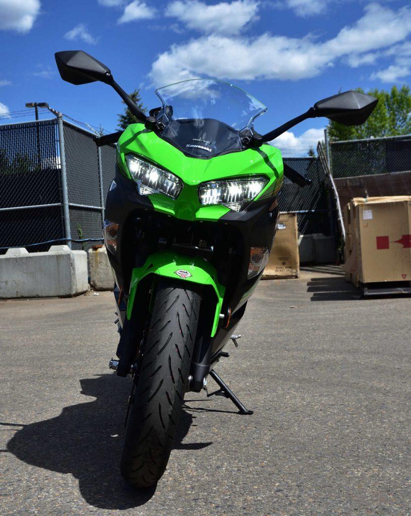 2018 Kawasaki Ninja 400 Headlights