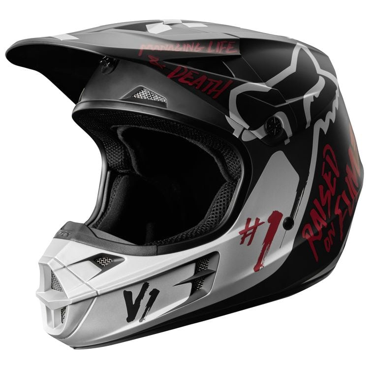Fox Racing V1 Rodka Helmet