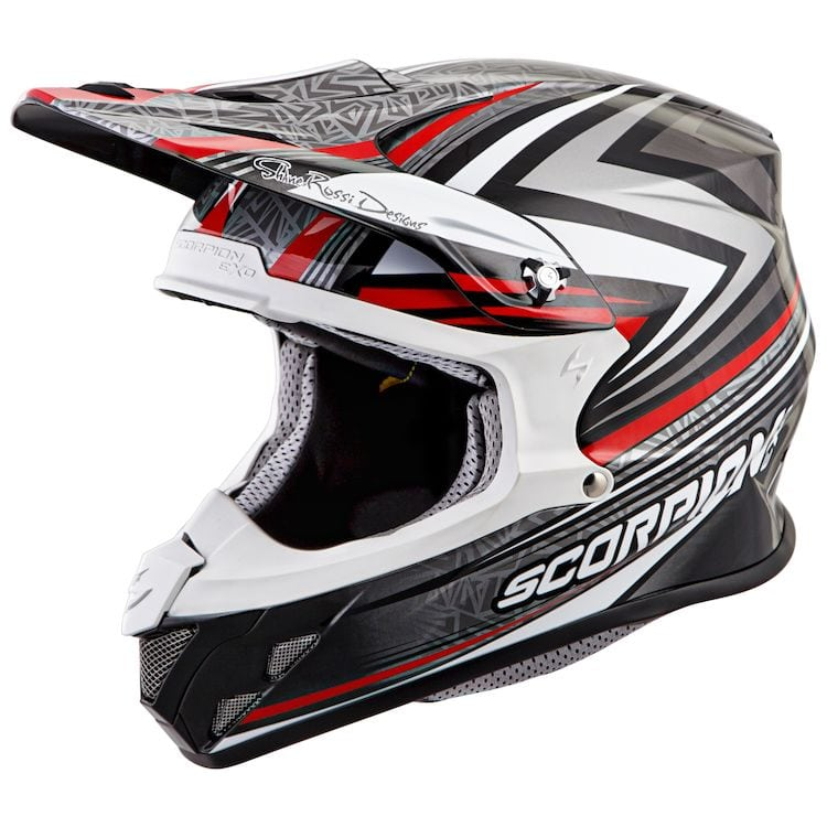 Scorpion VX-R70 Barstow Helmet