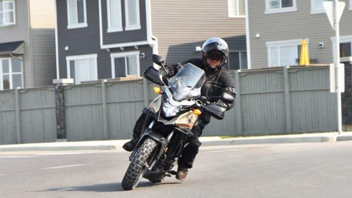 2016 Honda CB500X.