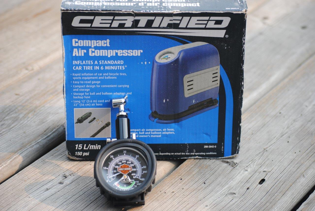 Tire Compact Air Compressor