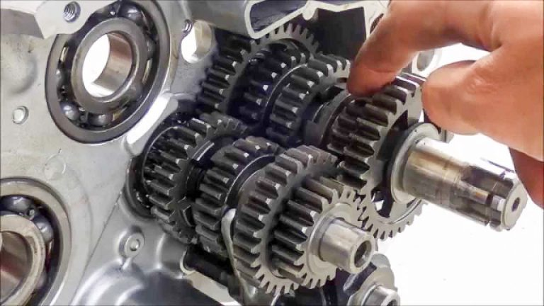 Motorcycle gears and the risk of false neutral