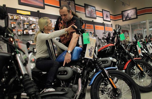 Dealership etiquette when purchasing a bike