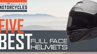5 Best Full-Face Helmets
