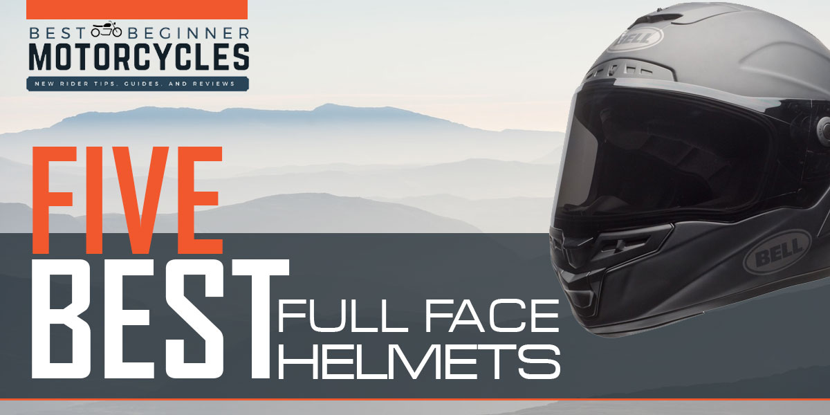 5 Best Full-Face Helmets