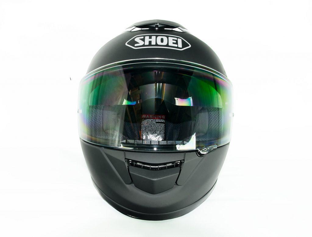 Shoei GT Air helmet.