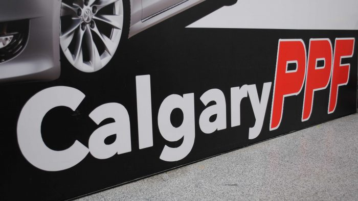 Calgary Paint Protection Film