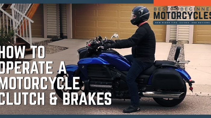 How to Use Motorcycle Clutch & Brakes