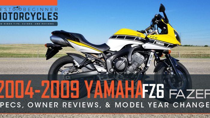 2004-2009 Yamaha FZ6 Fazer