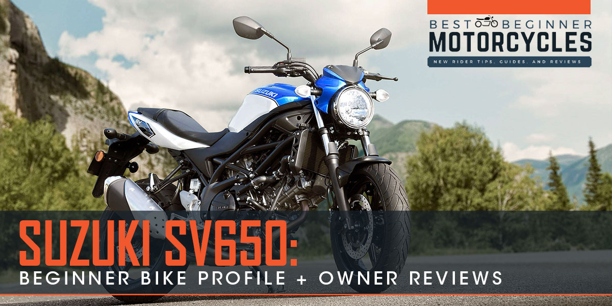 Suzuki SV650 Overview + Owners Reviews