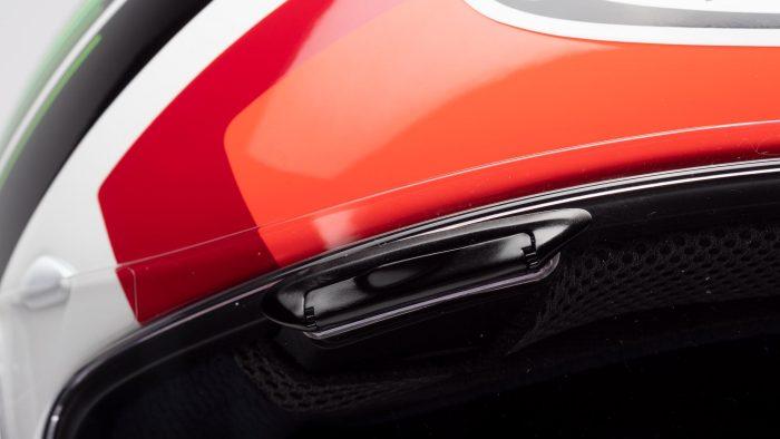Arai Corsair-X Helmet brow vents