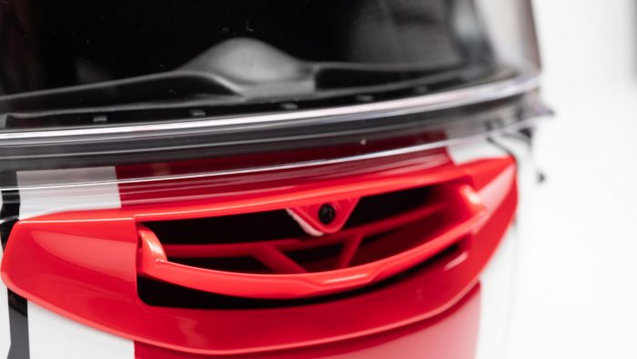 Arai Corsair-X Helmet chin vent