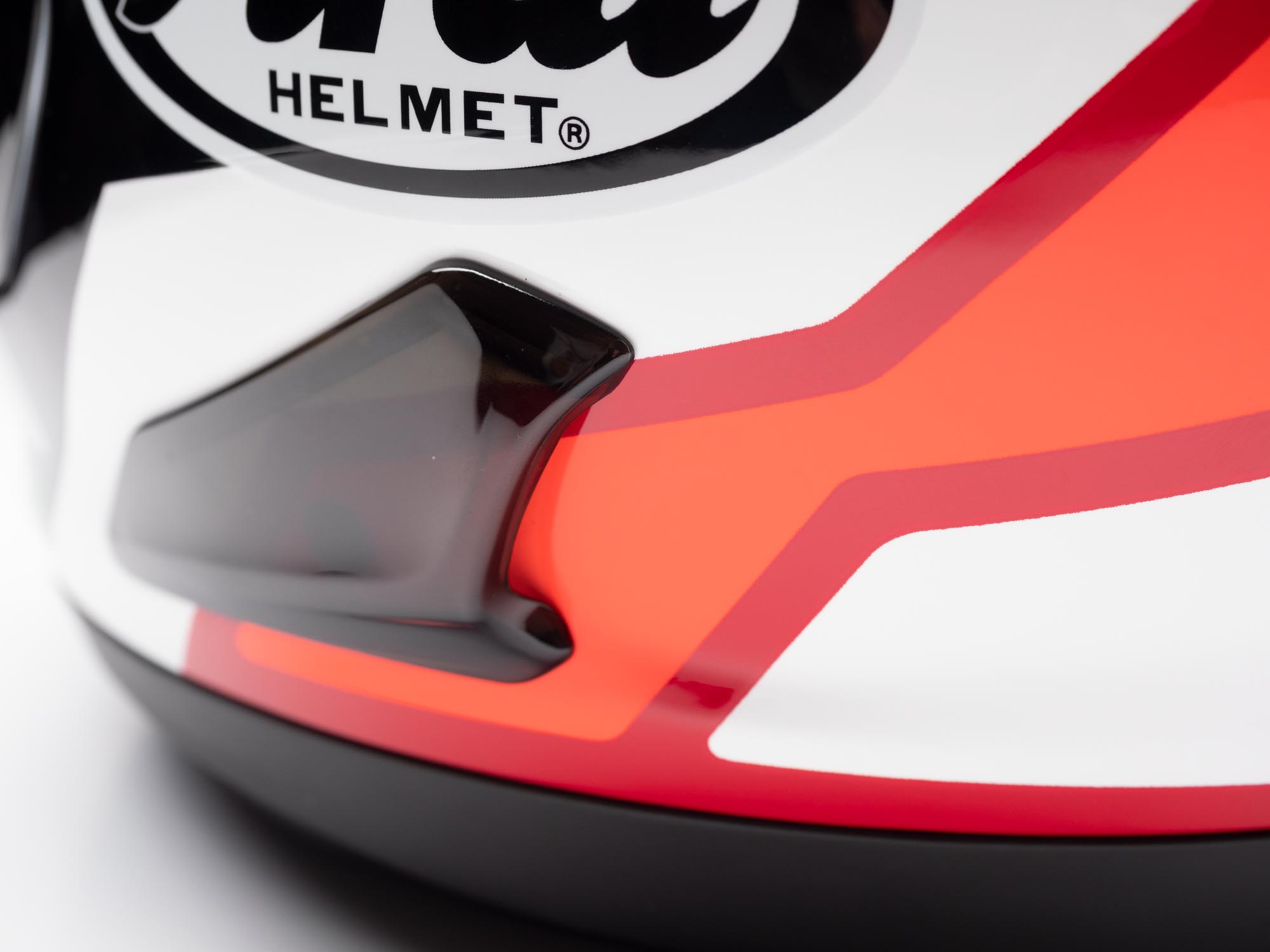 Arai Corsair-X Helmet lower exhaust vent