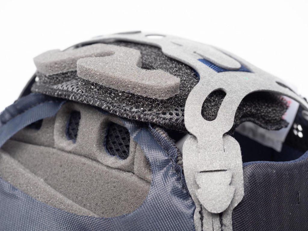 Arai Corsair-X Helmet fitment adjusters