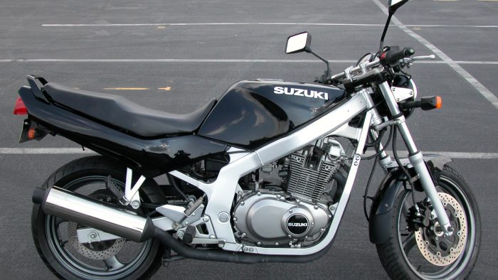 1997 Suzuki GS500E