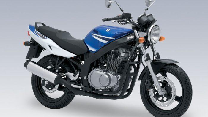 2003 Suzuki GS500E