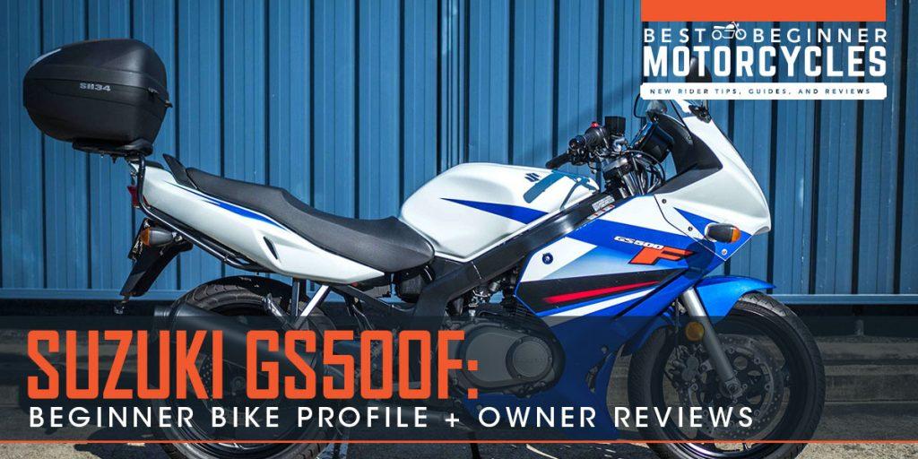 Ultimate Guide to Suzuki GS500F