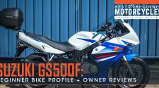 Ultimate Guide to Suzuki GS500F
