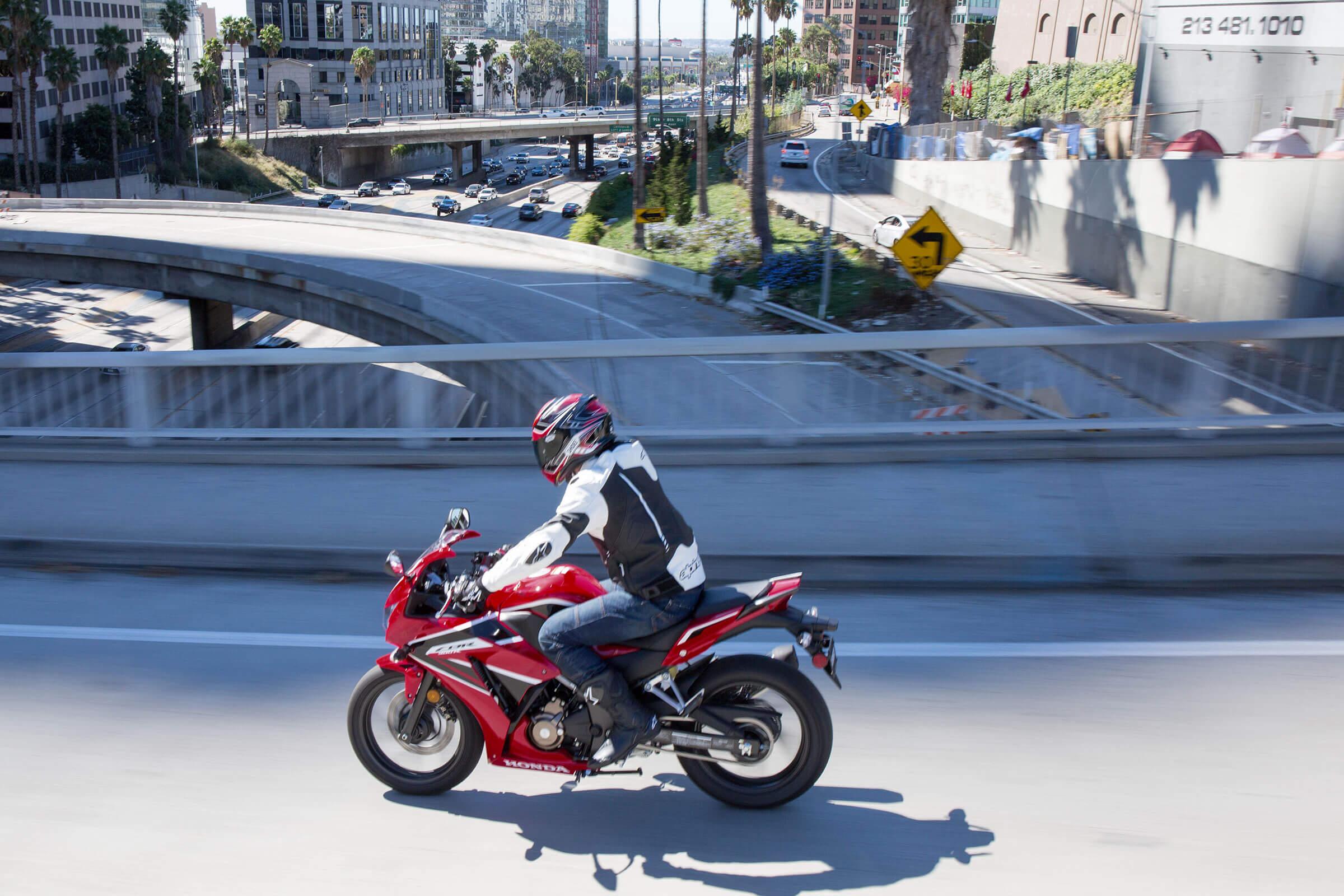 2020 Honda CBR300R