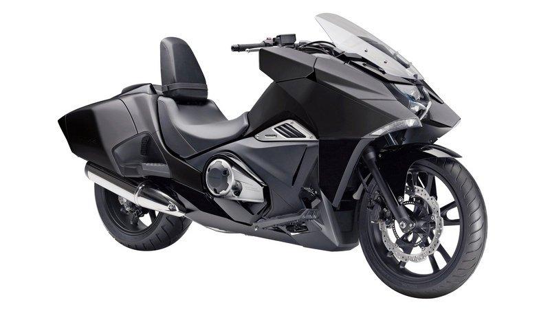 2018 Honda NM4 DCT