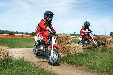 The Best Inexpensive Motorcycles for Kids