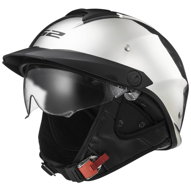 LS2 Rebellion helmet