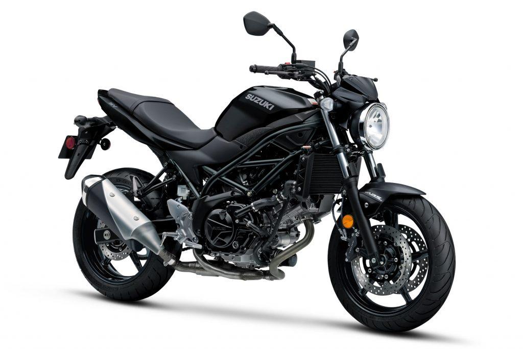 2020 Suzuki SV650