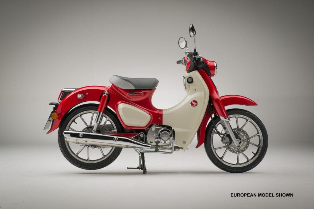 2020 Honda Super Cub CT125