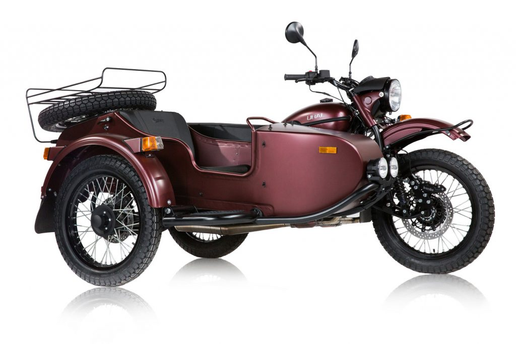 2020 Ural Gear Up