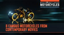 8 Famous Motorcycles From Movies