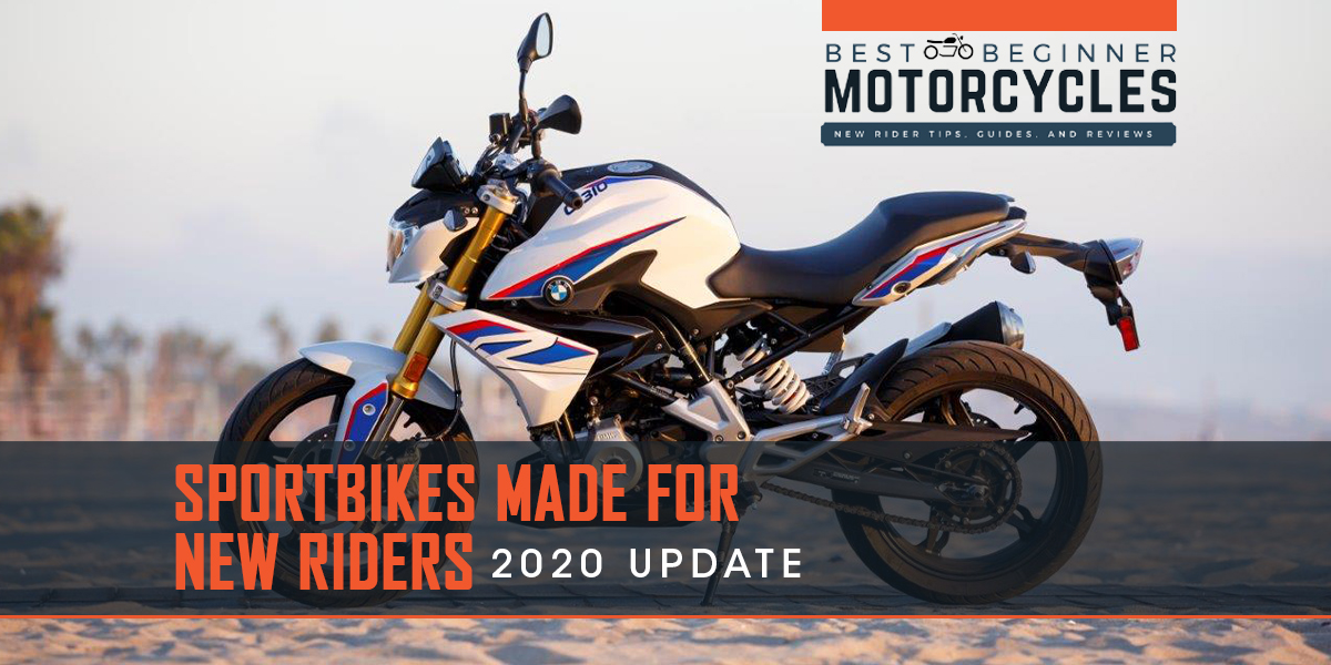 2020 Sportbikes for New Riders