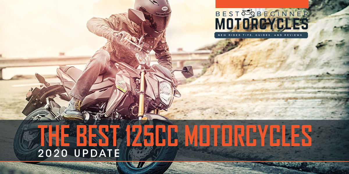 Best 125cc Motorcycles & Scooters for 2020