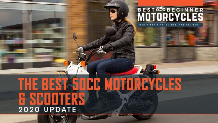 The Best 50cc Motorcycles & Scooters for 2020