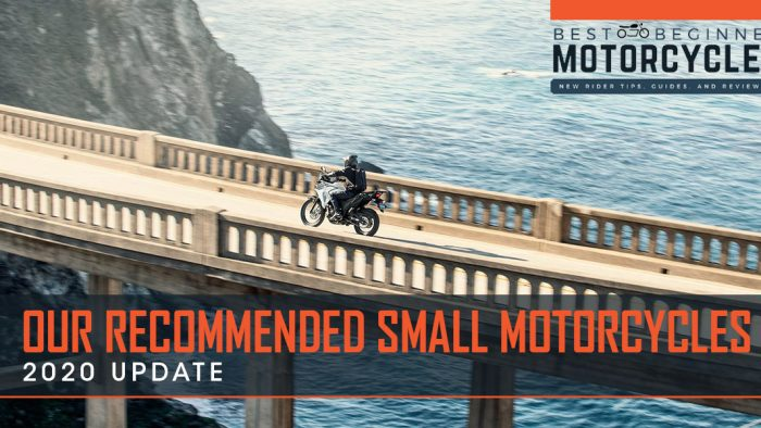 The Best Small Motorcycles for New Riders