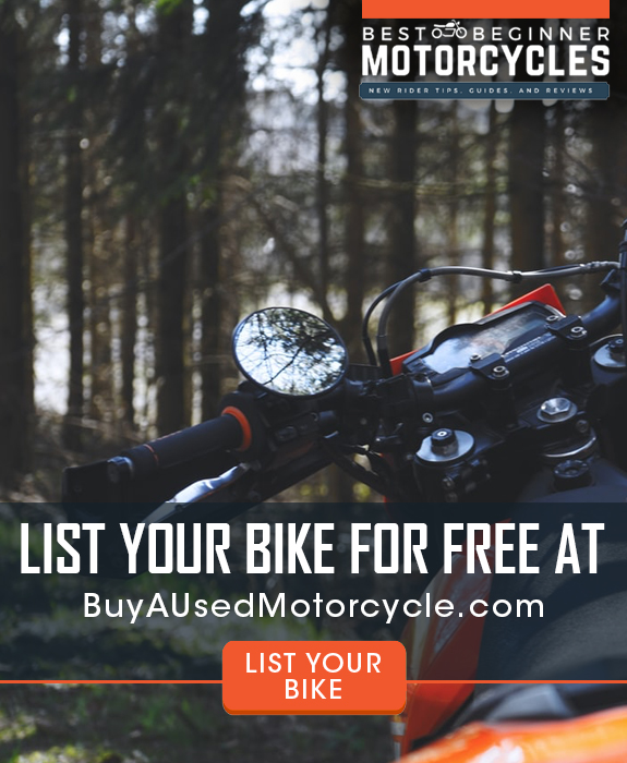 buy a used motorcycle