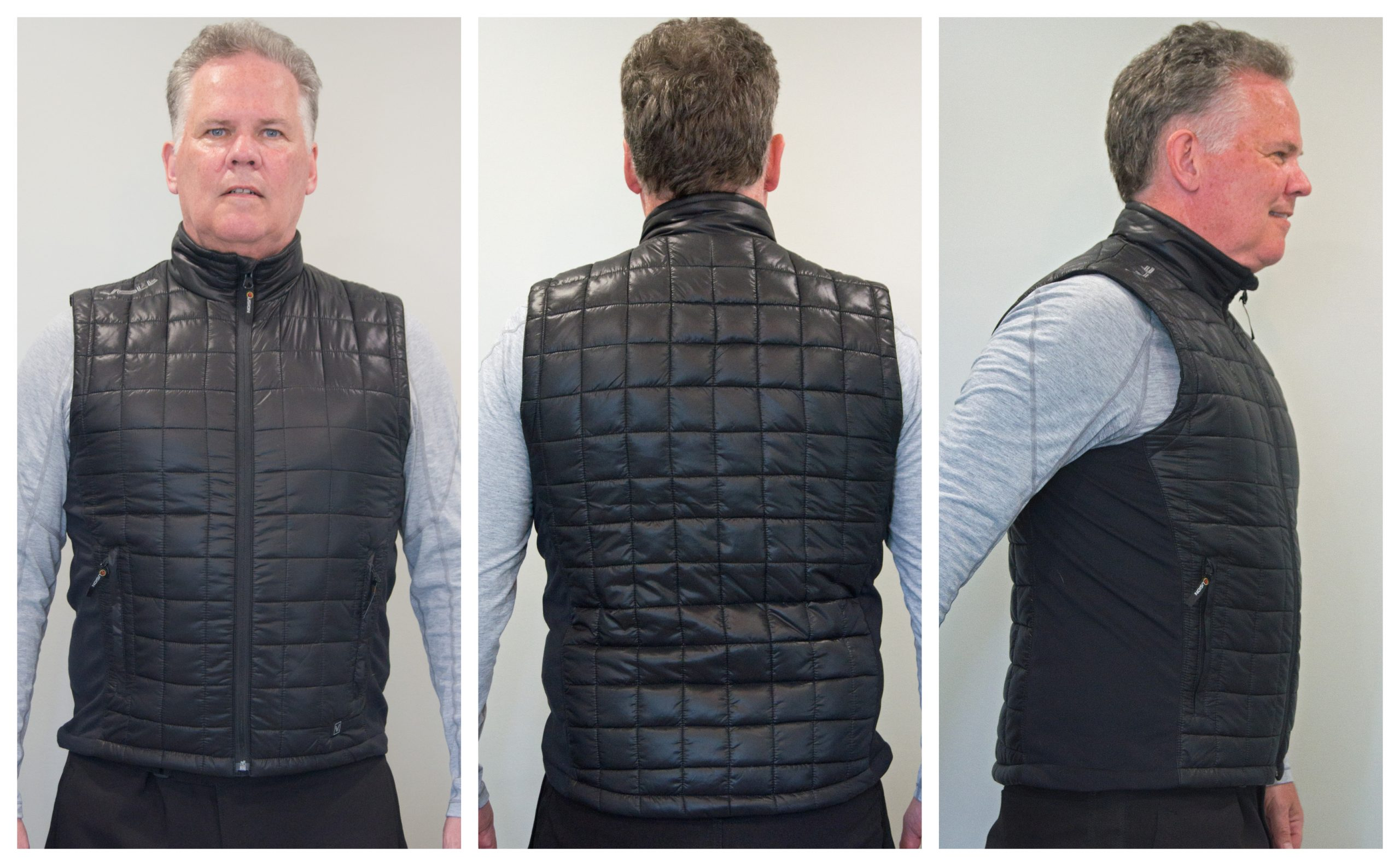 volt heat fusion heated vest