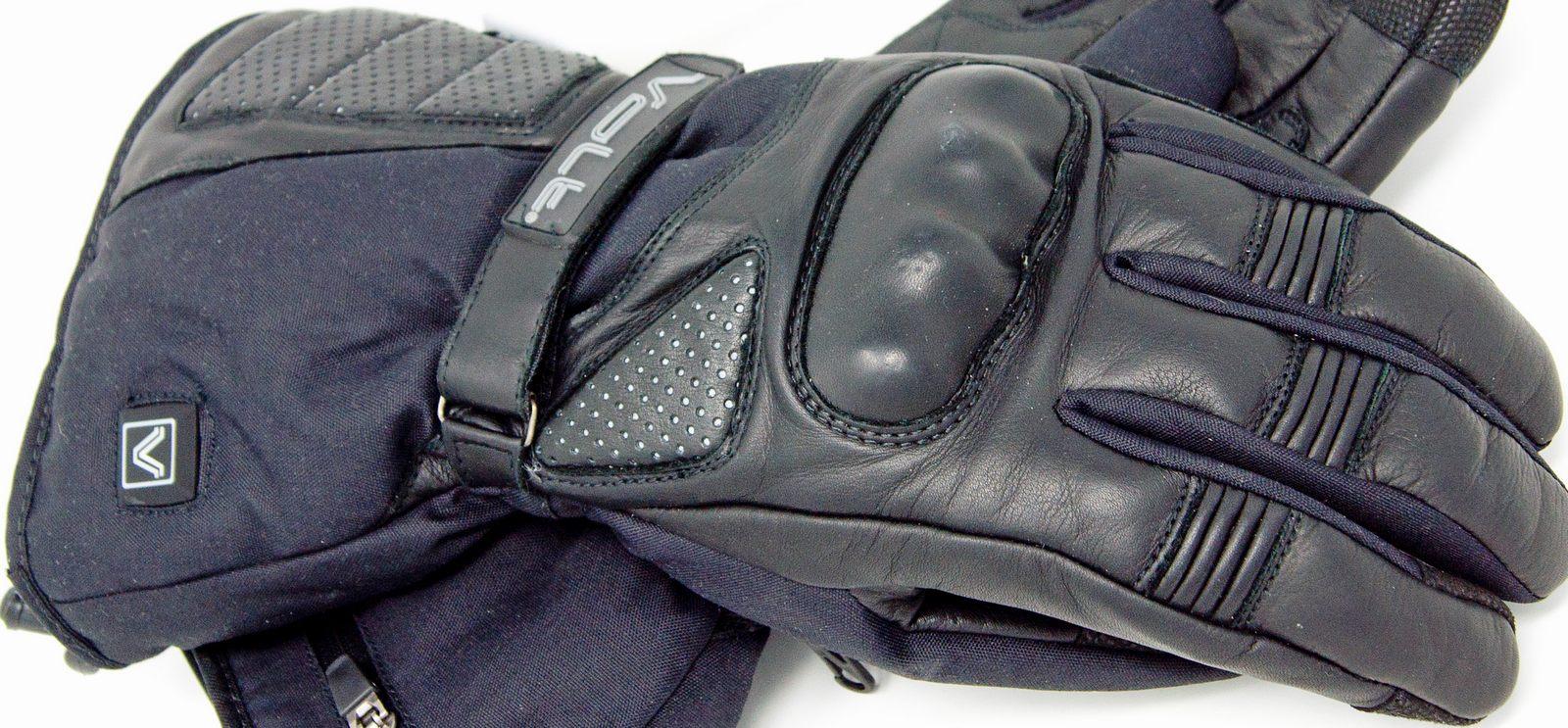 volt heat fusion heated gloves
