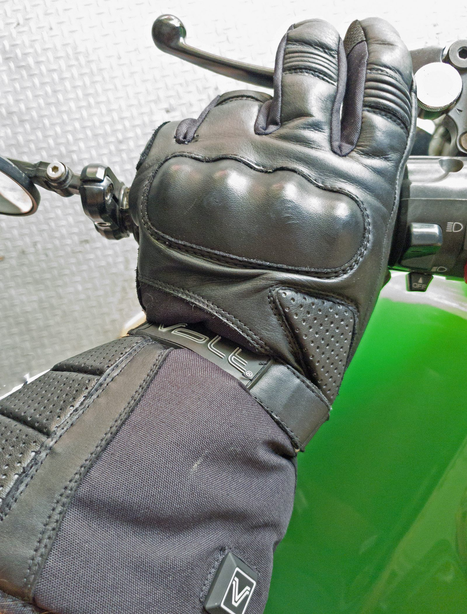 road testing volt heat fusion gloves