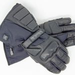 volt heat fusion gloves top view
