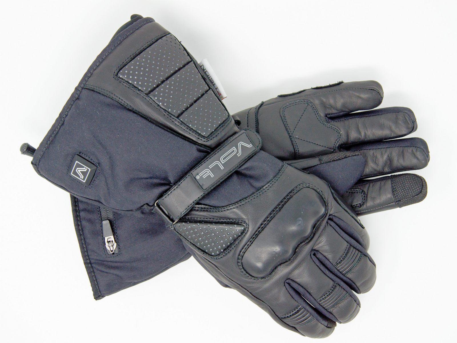 volt heat fusion gloves top view