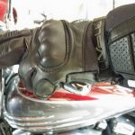 volt heat fusion motorcycle gloves