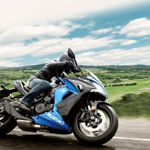 The Best Motorcycles for Bad Backs