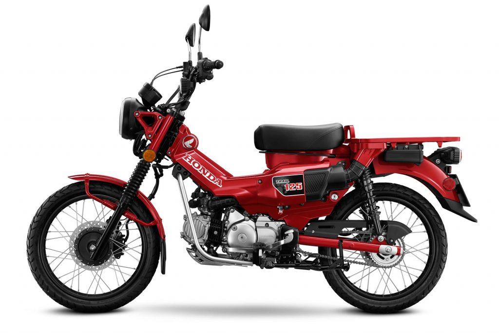 2021 Honda Trail 125 ABS